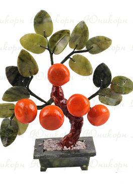 мандариновое дерево счастья фэншуй