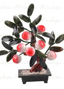 дерево счастья фэншуй персик